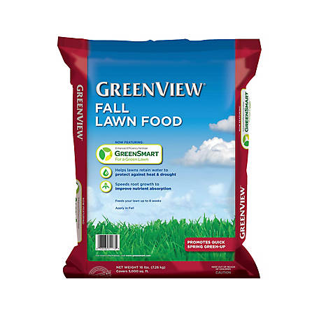 GreenView Fall Lawn Food - 16 lb., 2131182
