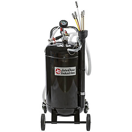 JohnDow Industries 20 gal.Fluid Evacuator, JDI-20EV