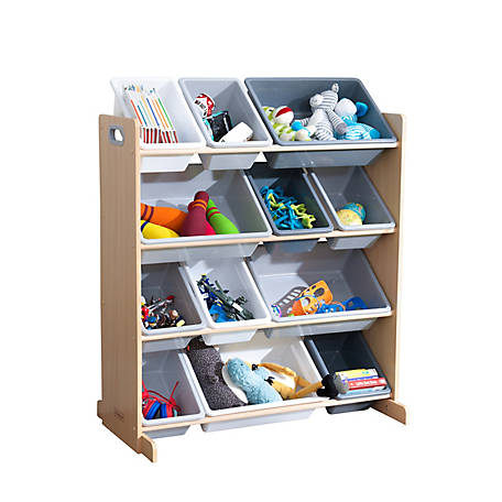 KidKraft Sort It Store It Bin Unit, 10041
