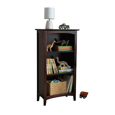 KidKraft Avalon Three-Shelf Bookcase, 14001