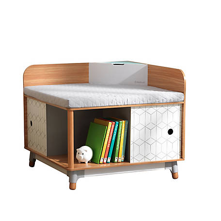 KidKraft Mid-Century Kid Corner Reading Nook, 14238