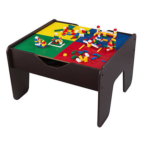 KidKraft 2 In 1 Activity Table With Board, 17576