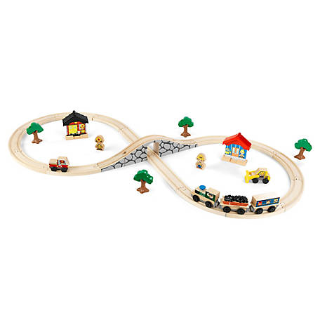 KidKraft Figure 8 Train Set, 17822
