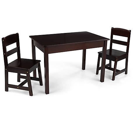 KidKraft Rectangle Table & 2 Chair Set, 26680