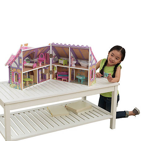 KidKraft Enchanted Forest Dollhouse, 65930