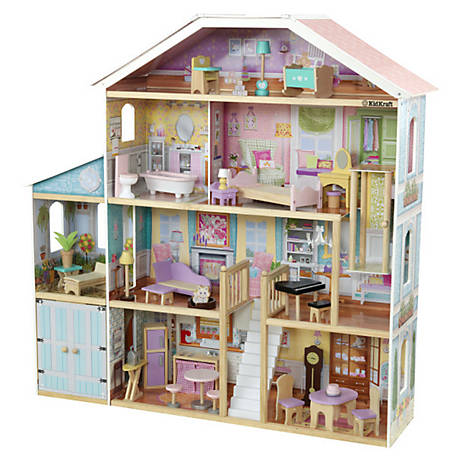 KidKraft Grand View Mansion Dollhouse, 65954
