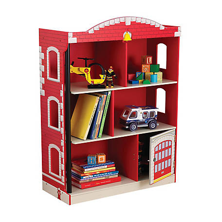 KidKraft Firehouse Bookcase, 76026