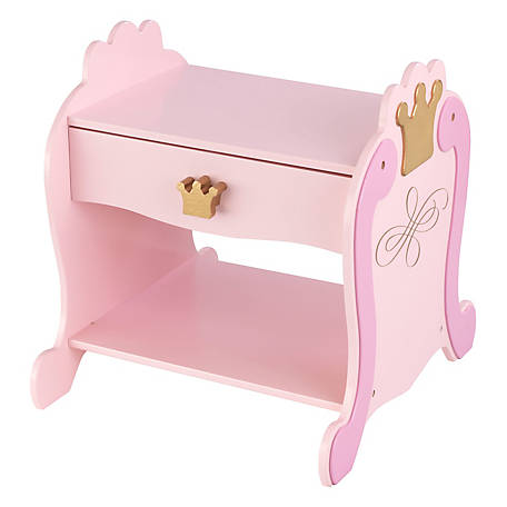 KidKraft Princess Side Table, 76124