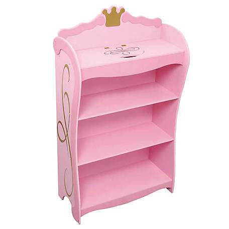 KidKraft Princess Bookcase, 76126