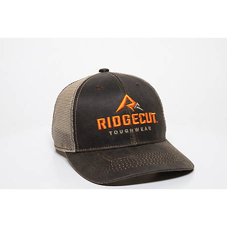 Ridgecut Weathered Cotton Trucker Hat