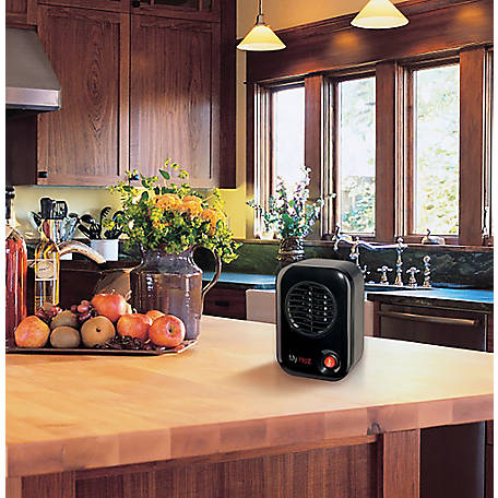 Lasko Myheat 200w Personal Ceramic Heater Black 100 At Tractor Supply Co