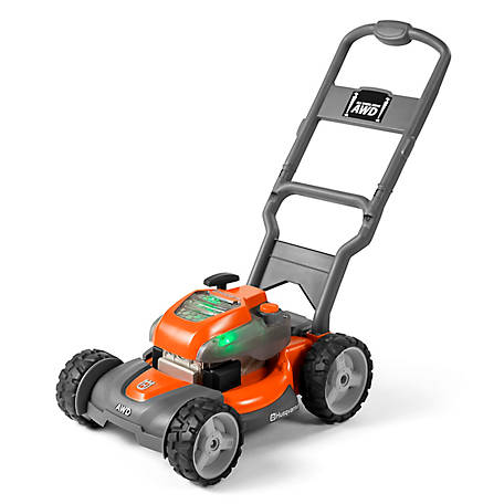 Husqvarna HU800AWD Toy Lawn Mower, 589289601