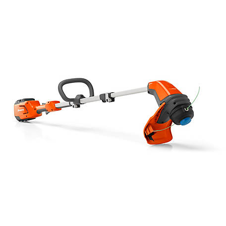 Husqvarna 115iL 14 in. 40-Volt Cordless Straight Shaft String Trimmer (Battery included), 967098702