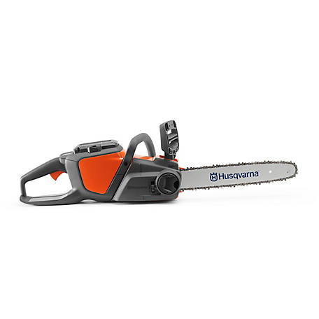 Husqvarna 120i 14 in. 40-Volt Cordless Chainsaw (Battery included), 967098102