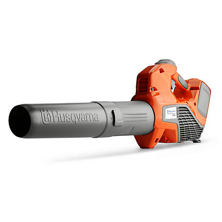 Husqvarna 320iB 40-Volt 290 CFM 83 MPH Cordless Handheld Leaf Blower  (Battery included), 967094202 at Tractor Supply Co