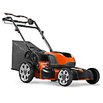 Husqvarna LE221R 21 in. 40-Volt Cordless Self-Propelled Walk Behind Mower (Battery Included), 967820502