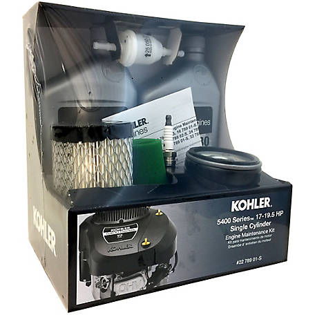 Kohler Engine Maintenance Kit 5400 Series, 22 789 01-S