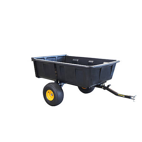 CLAM HD Max Tandem Axle Trailer, 10813