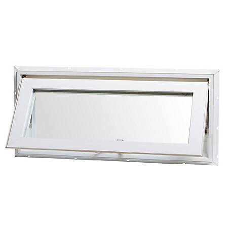 Tafco 32 x 14 Vinyl Awning Window, VAW3214