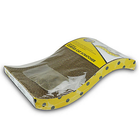 Pet Zone Curved Scratcher, 1050412006