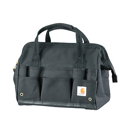 Carhartt Legacy 2.0 14 in. Tool Bag, Black