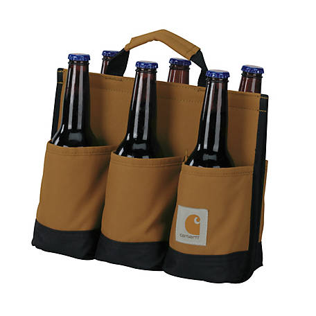 Carhartt 6 Pack Caddy Carhartt Brown, 8919230202
