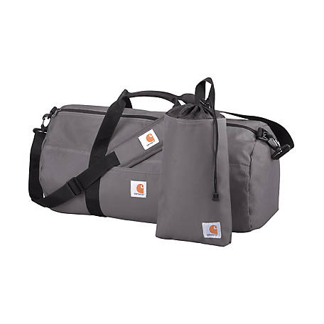 Carhartt Trade Series 2-in-1 Packable Duffel with Utility Pouch, Medium