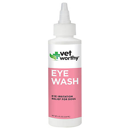 Vet Worthy Eye Wash 4 oz. Liquid, 0041-5