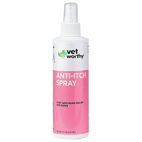 Vet Worthy Antiitch Spray 8 oz. Liquid, 0042-2