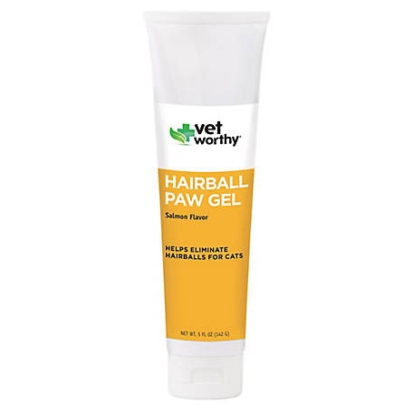 Vet Worthy Hairball Paw Gel 5 oz. Feline, 0050-7