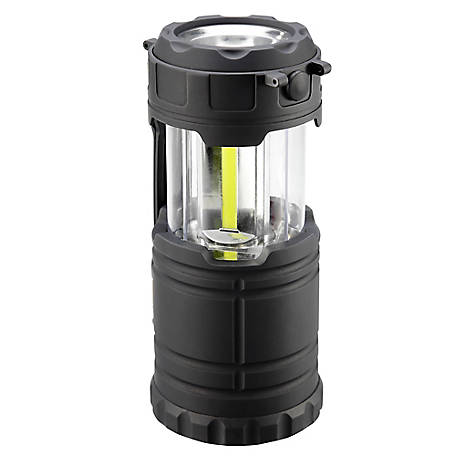 JobSmart 300 Lumen Low Beam Cob LED Pull-Up Lantern, TSC17-L1242