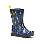 Muck Boot Company Kid's Bergen Lightning Boot, KBT-2BOLT-YLW-110