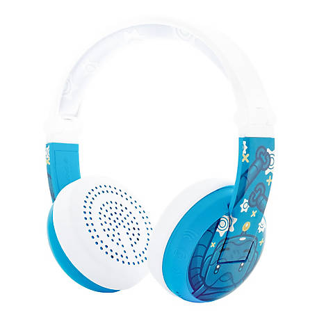 BuddyPhones Wave Robot Blue, BT-BP-WV-ROBOT