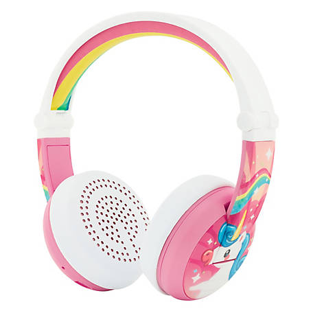 BuddyPhones Wave Unicorn Pink, BT-BP-WV-UNICORN
