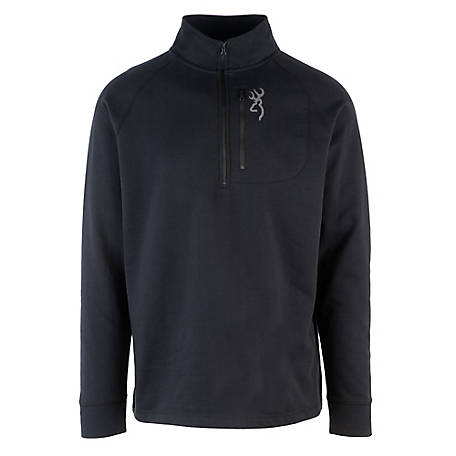 Browning Men's 1/4 Zip Pullover A0005002