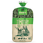 Standlee Small Animal Premium Timothy Grass 48 oz. Bag, 13 in. W x 15 in. L x 6 in. D