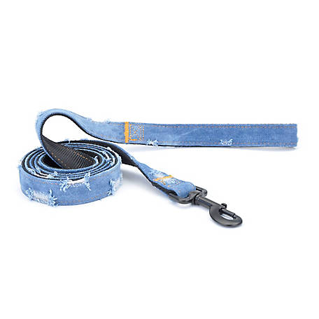 MuttNation Fueled by Miranda Lambert Denim Dog Leash
