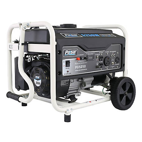 Pulsar 5250W Generator Rated, PG5250