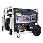 Pulsar 10,000W/8,000W Rated Gas Generator with Electric Start, PG10000