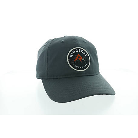 Ridgecut Ripstop Cap with 3D-Patch, Grey
