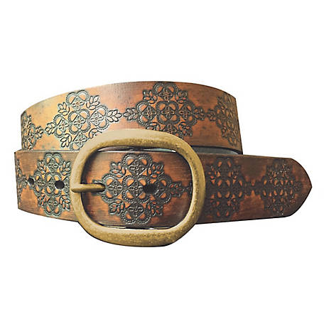 Roper 38mm Genuine Leather Belt Size 30 6555300-200