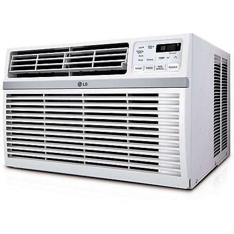 LG 8,200 BTU Window Air Conditioner, LW8019ER
