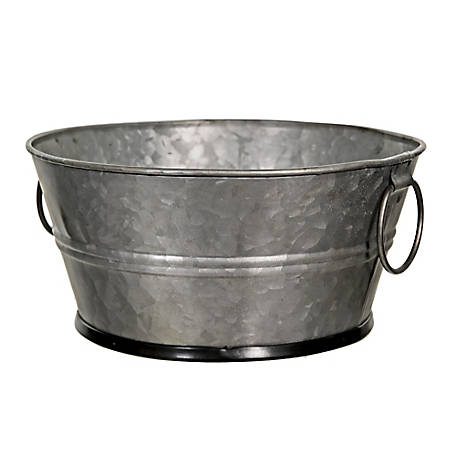 MuttNation Fueled by Miranda Lambert Bowl Galvanized Bucket, ZT191031