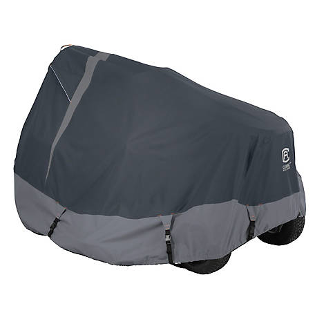 Classic Accessories Stormpro Tractor Cover, Large, 52-240-041001-EC