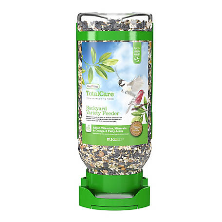 Royal Wing Total Care Total Care 19 oz. Backyard Variety Filled Feeder