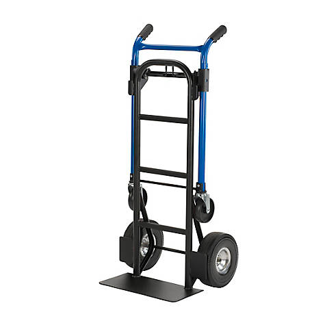 Harper Quick Change 4-in-1 Convertible Hand Truck & Cart, DTC0135P