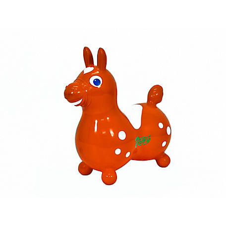 Gymnic Rody Horse, Orange, 7001