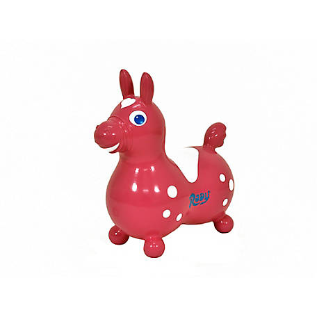 Gymnic Rody Horse, Pink, 7003