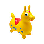 Gymnic Rody Horse, Yellow, 7012
