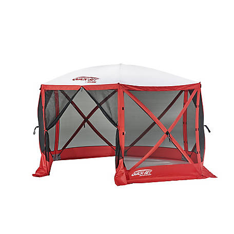 CLAM Escape Sport Screen Shelter 6 Redhite 14200